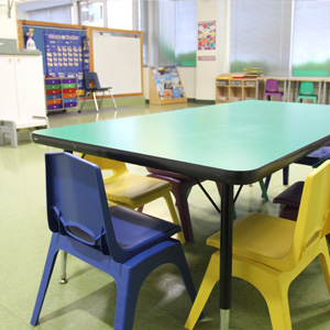 Brainbridge Preschool Classroom