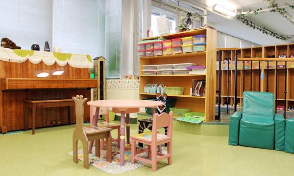 Brainbridge classroom